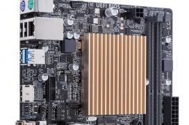 La placa base Mini-ITX ASUS Prime J4005I-C viene con un Celeron J4005 integrado