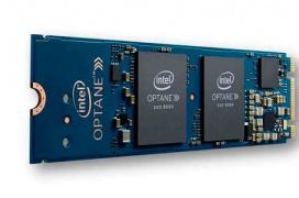 Intel anuncia sus SSD Optane 800P con memorias 3D Xpoint en formato M.2