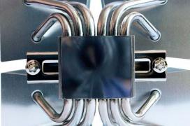 El disipador Scythe Ninja 5 llega con dos ventiladores en configuración push/pull