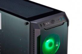 La semitorre FSP CMT520 admite dos radiadores de 360 mm simultáneamente