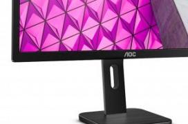 AOC introduce una nueva gama de monitores profesionales, los P1 Series