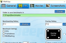 Fraps soportará juegos con Vulkan y DirectX12