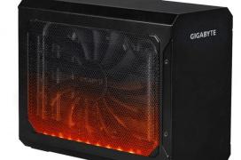Gigabyte añade la RX 580 a su oferta de gráficas externas Aorus Gaming Box