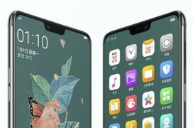 Oppo anuncia su R15 con notch en pantalla