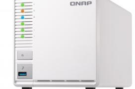 QNAP expande su línea de NAS con un modelo de tres bahías con RAID 5