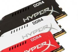 Kingston aumenta la velocidad de sus memorias RAM HyperX Impact y Fury