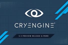 Así luce el motor gráfico Cryengine 5.5, ya disponible para descargar en preview