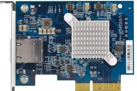QNAP anuncia su tarjeta de red QXG-10G1T con 10 GbE