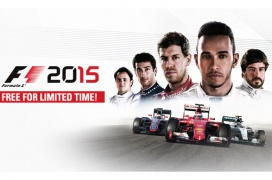 F1 2015 para PC gratis en la web de Humble Bundle hasta mañana
