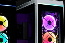 Lian Li estrena familia de cajas con las Alpha Series, dedicadas a iluminación