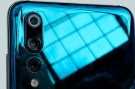 Huawei sorprende con las 3 cámaras posteriores de su nuevo P20 Pro