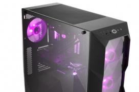La Cooler Master MasterBox TD500L llega a España con un precio muy competitivo