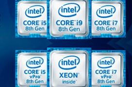 Intel lanza nuevos procesadores Mobile de 8ª Generación