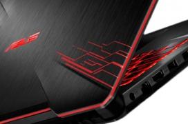 ASUS anuncia el primer portátil de la familia TUF