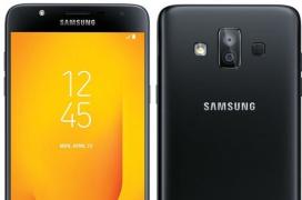 El Galaxy J7 Duo trae la doble cámara a la gama económica de Samsung