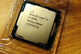 Filtrado el Intel Core i7-8086K, un procesador a 5,1 GHz para celebrar el 40 aniversario del mítico 8086