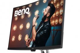 Monitor curvo BenQ EX3203R con FreeSync 2, HDR  y 144Hz