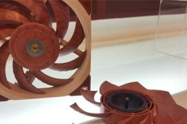 Noctua prepara un nuevo material para sus próximos ventiladores