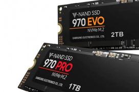 Samsung anuncia los SSD 970 PRO y 970 EVO