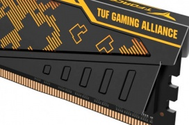 Las memorias RAM T-Force VULCAN de Team Group llegan con certificación TUF Gaming