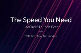 El OnePlus 6 llegará el 16 de mayo