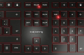 Cherry anuncia su teclado KC 6000 SLIM con mecanismos de tijera