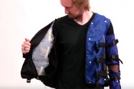 Force Jacket es la propuesta de Disney para hacer la realidad virtual más real