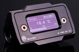 Bykski lanza dos dispositivos para medir la temperatura del líquido de tu RL
