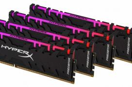 Estas memorias DDR4 HyperX Predator sincronizan sus RGB mediante infrarrojos
