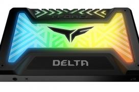 RGB también para los SSD de la mano de los Team Group T-Force Delta