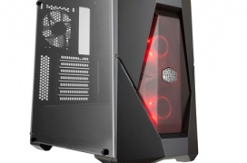 Cooler Master introduce sus torres MasterBox K