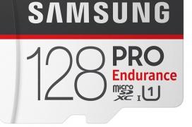 Samsung promete una durabilidad 25 veces mayor en sus tarjetas microSD PRO Endurance