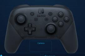 Steam será compatible con el gamepad Nintendo Switch Pro