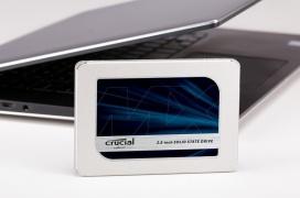 SSD Crucial MX500 de 250 GB por menos de 70 Euros