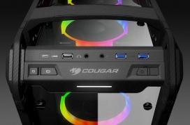 La caja Cougar Panzer EVO RGB llegará con soporte para placas de doble procesador