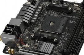 ASRock anuncia la X470 Fatal1ty Gaming-ITX/ac, su primera placa base Mini-ITX para RYZEN 2