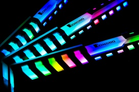 Ya puedes añadir RGB a cualquier módulo DDR4 con estos disipadores de Jonsbo