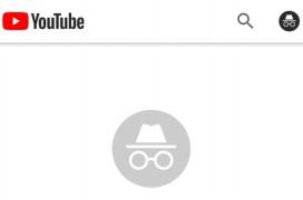 Modo incógnito descubierto en la app de Youtube para Android
