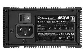 SilverStone introduce su nueva fuente de alimentación NJ450-SXL totalmente pasiva
