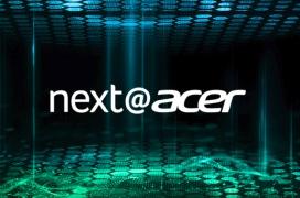 Sigue con nosotros el gran evento Next@Acer 2018, estas son algunas de las novedades que esperamos