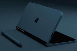 Dell estaría trabajando en un dispositivo plegable de doble pantalla