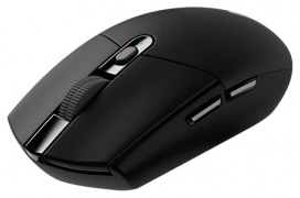 Logitech promete 250 horas de autonomía a 1 ms con una sola pila en su ratón gaming G305