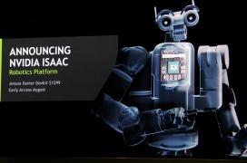 NVIDIA Jetson Xavier, un nueva plataforma con GPU Volta para robots inteligentes