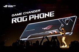 Asus introduce el smartphone ROG Phone, 90Hz de panel AMOLED y overclock