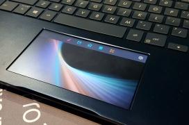 Zenbook Pro15, Core i9 y touchpad con pantalla para el ultrabook más potente de ASUS