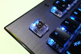 ROCCAT estrena una nueva línea de diseño con un nuevo teclado mecánico, el ROCCAT Vulcan.