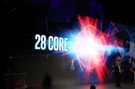 56 hilos a 5Ghz: Así ha sido la demostración de fuerza bruta de Intel