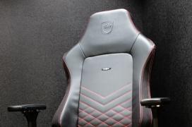 Diseño gaming y materiales de alta calidad en la nueva silla noblechairs Hero