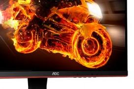 Llegan 3 nuevos monitores curvados a 144 Hz por parte de AOC