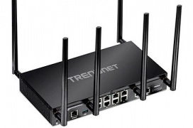 El router TRENDnet AC3000 llega con doble puerto WAN